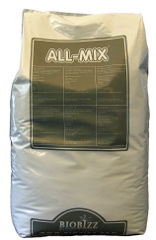 Bio Bizz All-Mix Soil - An effective organic soil blend for all types of growing.