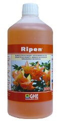 Ripen Late Flowering Nutrient - Ripen is a comprehensive plant nutrient used during the late flowering stage of the plant.